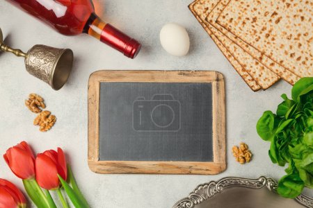 Passover holiday concept