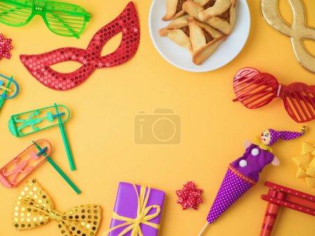 Purim holiday background