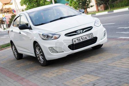 New Hyundai Solaris