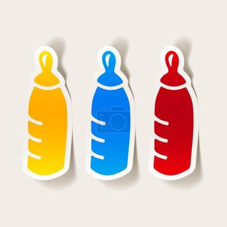 Design of baby bottle