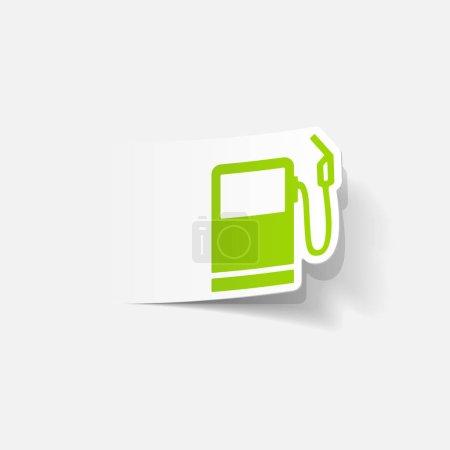 Illustration pour Transport icône de conception réaliste, illustration vectorielle - image libre de droit