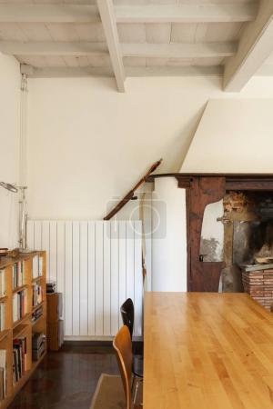 Nice loft, dining room