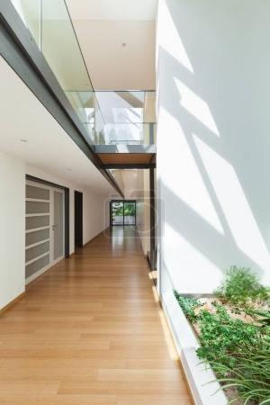 house, view from entrance