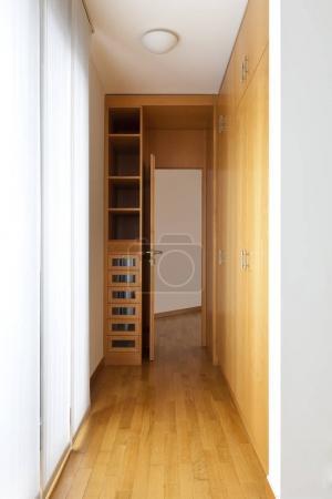 beautiful empty spacious apartment interior
