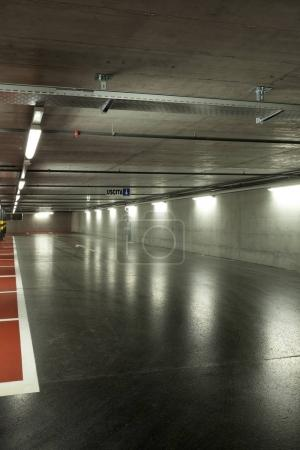 new underground car park