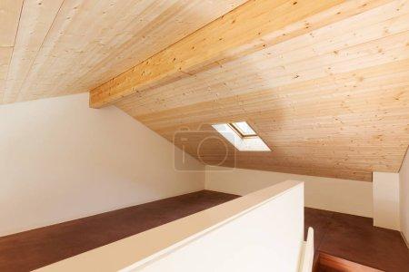 Beautiful loft, interiors