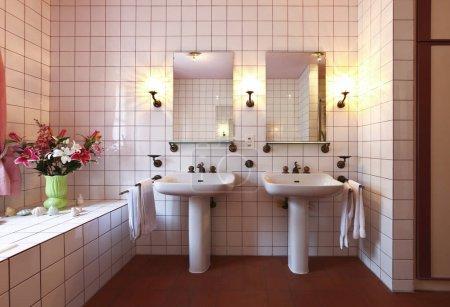 luxury home, interior view