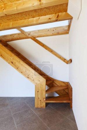 indoor architecture, rustic house