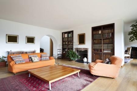 beautiful apartment, interior, livingroom