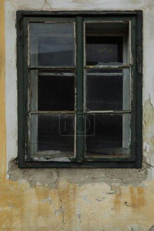 Detail of hosue in Bratislava