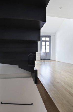 Photo pour Conception de l'architecture moderne, escalier - image libre de droit