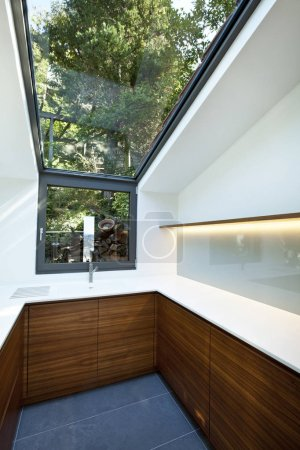 New interior design apartment