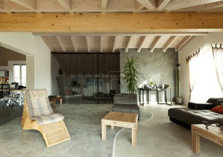 interior new loft
