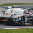 Постер, плакат: Aston Martin Vantage GT3 International GT Open