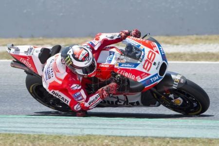 er Jorge Lorenzo Ducati Team