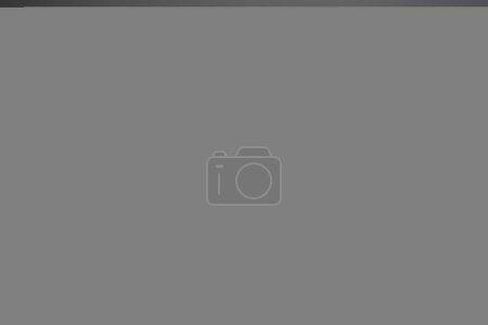 Photo pour Fille malade en bonnet tricoté éternuant et tenant des serviettes en papier, isolé sur gris - image libre de droit
