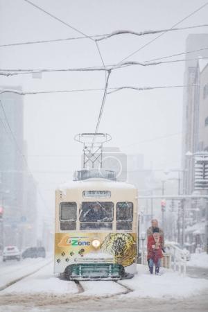 Toyama Railway and Toyama city