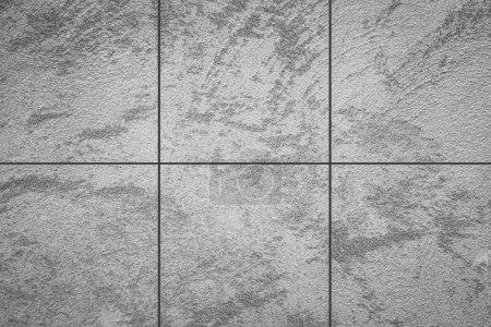 White stone floor texture and seamless backgroun