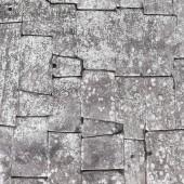 Vieux mur de blocs de Pierre, sans soudure fond et texture