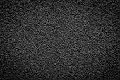 Black granite stone texture and background