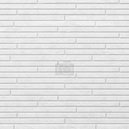 white brick wall background and pattern