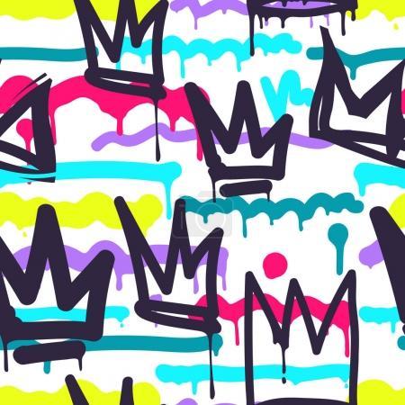 Wzór graffiti