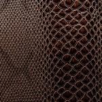 Постер, плакат: Real leather of reptile