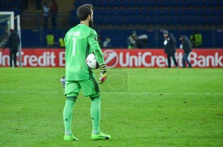 UEFA Europa League match between
