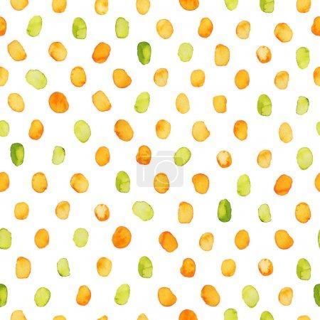 Seamless dots pattern.