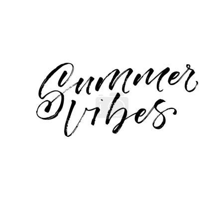 Summer vibes card.