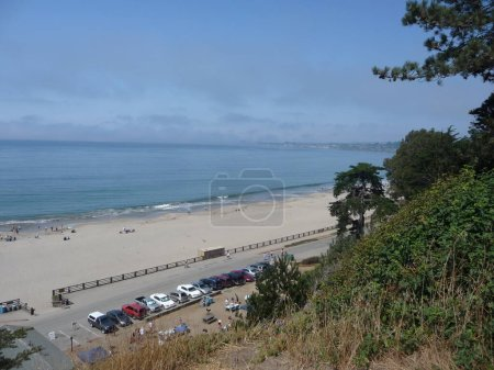 Photo for Seacliff State Beach in California. Summer 2009. - Royalty Free Image