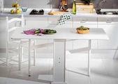 white kitchen furniture