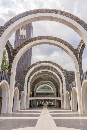 basilica of meritxell located in andorra