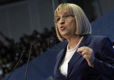 Bulgarian Politics Presidential Campaign GERB