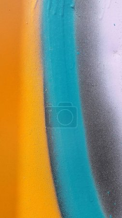 Foto de Dibuja formas abstractas. Historia creativa moderna. Grafito - Imagen libre de derechos