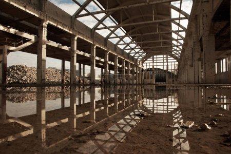 structure fondation chantier
