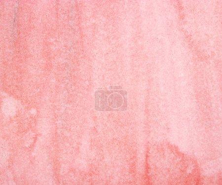 pink watercolor texture
