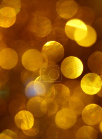 abstract blurred background with glares