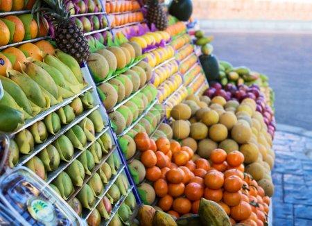 Fresh Fruit market