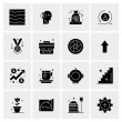 16 Business Universal Icons Vector. Creative Icon ...