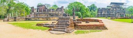 La ville sacrée de Polonnaruwa