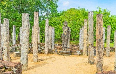Dans Atadage de Polonnaruwa