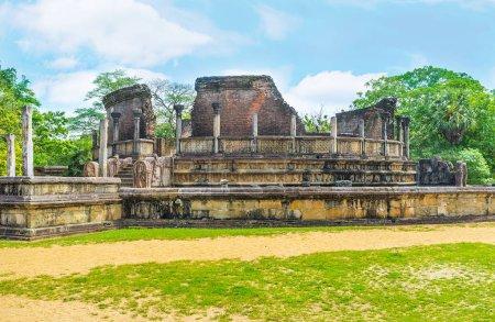 Sites archéologiques du Sri Lanka