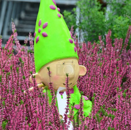 dwarf, garden decorations, Lower Austria
