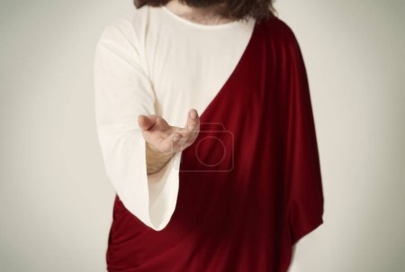Photo for Jesus Christ Pray for your enemies and oponents - Royalty Free Image