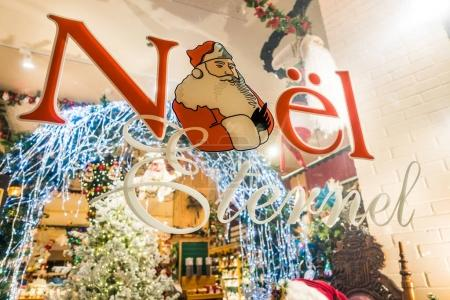Noel Eternal Boutique and Display Window in Old-Montreal is a 26