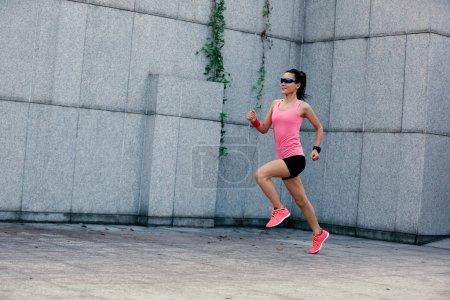 fitness sport woman running