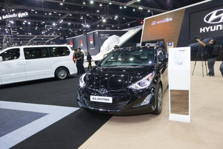 BANGKOK November 30 Hyundai Elantra