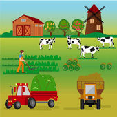 Agriculture and Farming. Agribusiness