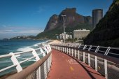 Cycling Path  in Rio de Janeiro